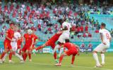 TRỰC TIẾP Wales 0-1 Thụy Sĩ: Thế trận đôi công (H2)