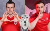 TRỰC TIẾP Wales vs Thụy Sĩ: Người tám lạng kẻ nửa cân
