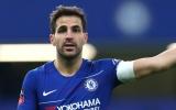 Cesc Fabregas mang đến lời giải cho bài toán 'số 9' của Chelsea