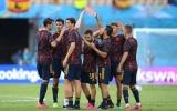 TRỰC TIẾP Tây Ban Nha - Thụy Điển (H1): Trận đấu bắt đầu
