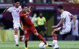 TRỰC TIẾP Việt Nam 1-3 UAE (H2): Tiến Linh ghi bàn