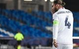 Tại sao Man Utd 'quay xe' trong thương vụ Sergio Ramos?