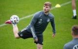 TRỰC TIẾP Bồ Đào Nha - Đức: Werner dự bị