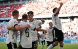 Bồ Đào Nha ghi nhiều bàn gấp đôi, Đức vẫn thắng đẳng cấp