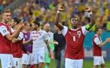 Hạ gục Ukraine, tuyển Áo xuất sắc giành vé vào vòng 16 đội