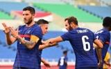 Mưa bàn thắng và hat-trick, Olympic Pháp ngược dòng chiến thắng nghẹt thở