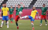 Hạ Mexico trên loạt luân lưu, Brazil ghi tên vào chung kết Olympic 2020