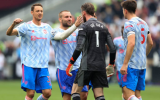 Chấm điểm Man Utd trận West Ham: Người hùng De Gea xếp sau 1 cái tên