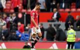 Hành động cuối của Ronaldo trong ngày Man Utd tổn thương nghiêm trọng