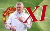 Đội hình Man United đấu Aston Villa: CR7 lãnh đạo hàng công