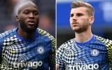 TRỰC TIẾP Chelsea vs Man City: Werner đá cặp với Lukaku