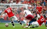 TRỰC TIẾP Man Utd 0-0 Aston Villa (H1): Đá phạt cho Quỷ đỏ