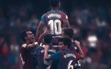 Hôm qua, một vị vua mới xuất hiện ở Camp Nou