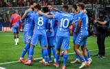 Suarez ghi bàn phút 90+7, Atletico thắng ngược AC Milan