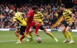 Mohamed Salah quá đỉnh, nhảy múa giữa rừng cầu thủ Watford