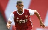 Arsenal không nên đánh giá thấp Saliba