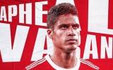 Lộ diện cầu thủ Man Utd phải nhường số áo lý tưởng cho Varane