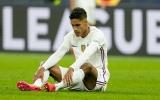 Varane chấn thương, đến lúc 38 triệu euro của M.U phát huy tác dụng