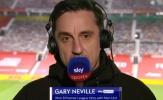 Gary Neville kêu gọi khán giả làm 1 điều ở trận Chelsea gặp Brighton