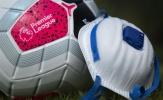 Chính phủ Anh thẳng tay, Premier League khốn khổ vì COVID-19