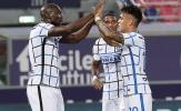 Lukaku lập công, Inter chạm 1 tay vào chức vô địch Serie A