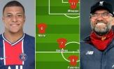 Liverpool sẽ bá cỡ nào nếu chiêu mộ thành công Mbappe?