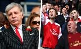 Stan Kroenke: 'Tôi sẽ không bán Arsenal'