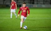 CLB của Gerrard chiêu mộ sao trẻ Man Utd