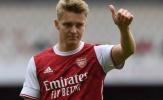 Real yêu cầu 1 điều kiện với Arsenal trong thương vụ Odegaard