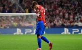 Griezmann lập kỷ lục buồn tại Champions League