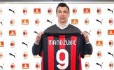 Tân binh của Milan hạnh phúc khi chấm dứt gần 6 tháng thất nghiệp
