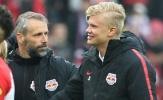 CHÍNH THỨC: Dortmund bổ nhiệm 'thầy cũ của Haaland' làm HLV