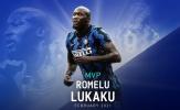 CHÍNH THỨC: Liên tiếp 'nổ súng', Lukaku được vinh danh ở Serie A