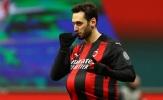 Milan dùng mức lương 3,9 triệu euro trói chân 'nhạc trưởng Thổ Nhĩ Kỳ'