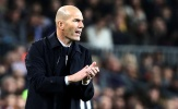 NÓNG: Zidane bị cách ly sau khi tiếp xúc gần đối tượng dương tính với COVID-19