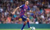CĐV Barca đòi trảm Sergio Busquets, thay bằng tân binh