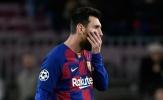 Barcelona có thể mất Messi ở trận tranh Siêu cúp Tây Ban Nha