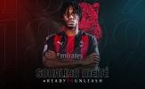 CHÍNH THỨC! Quyết đoạt Scudetto, AC Milan hoàn tất tân binh đầu tiên