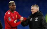 Tương lai Pogba 'bẻ lái' không ngờ ở Man Utd