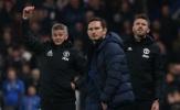 Solskjaer: 'Mới gặp chút khó khăn, Chelsea đã sa thải Lampard'