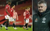 'Một bước thụt lùi. Thất bại đáng xấu hổ cho Man Utd'