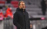 Bayern Munich gục ngã, HLV Hansi Flick có lý do để thất vọng