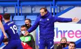 HLV Tuchel hài lòng khi Chelsea có 1 điểm trước M.U
