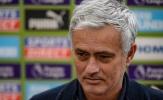 Mourinho nói thẳng về sức mạnh của M.U và nỗi lo... 11m