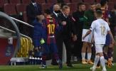 HLV Barca nổi điên, chỉ trích trọng tài thậm tệ