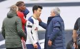 Rõ thái độ của Pogba và Mourinho khi gặp lại nhau