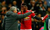 Jose Mourinho: 'Tôi chẳng quan tâm Pogba nói gì'