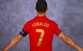 Ronaldo lập kỷ lục chưa từng có trong lịch sử EURO