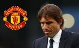 Nếu thay Solskjaer, Conte xác định bản HĐ đầu tiên cho M.U