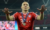 CHÍNH THỨC: Robben giải nghệ lần 2